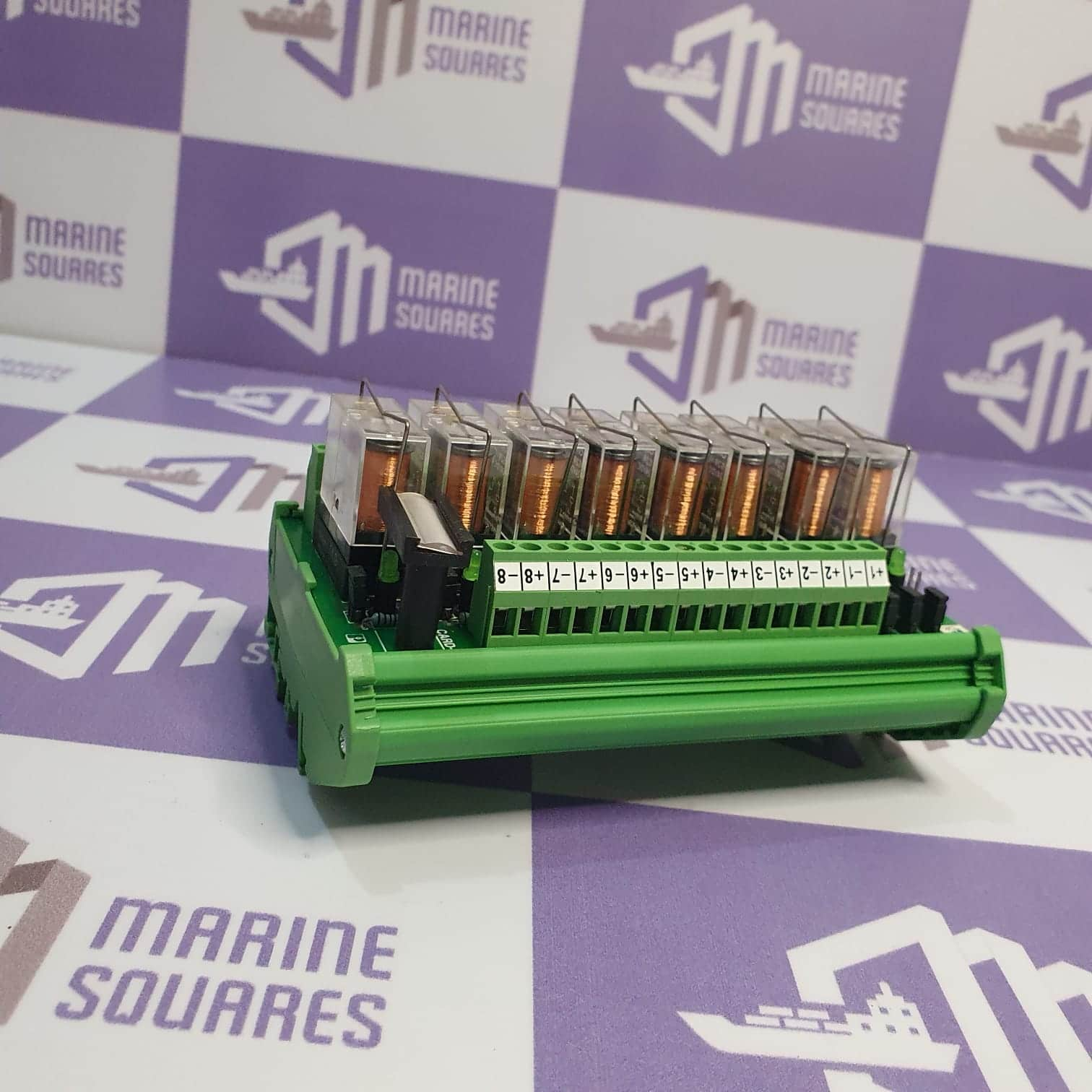 PHOENIX CONTACT PC-2/4-D08-COB DISCONTINUED BY MANUFACTURER RELAY MODULE 1150 OH
