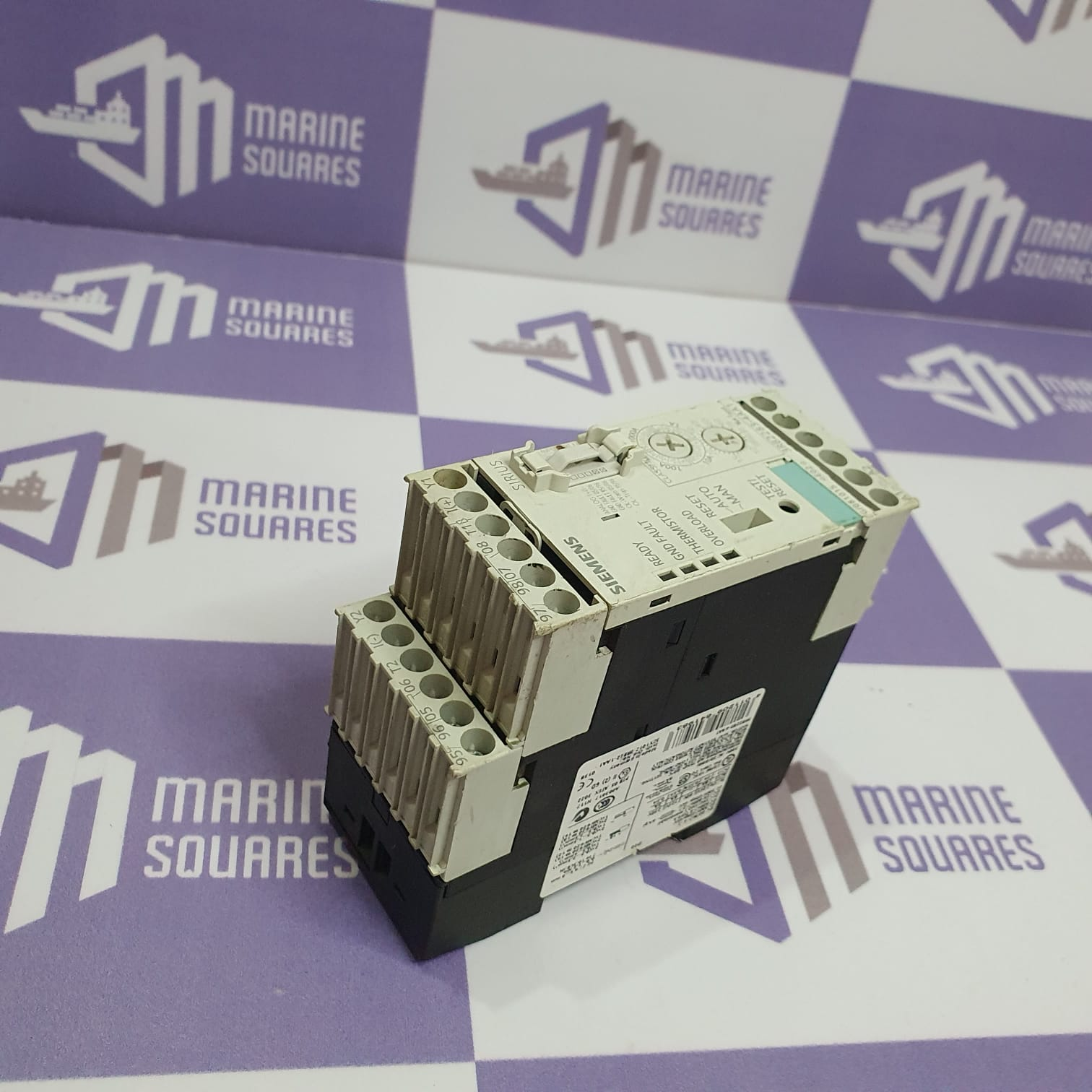 SIEMENS PROCESSING MODULE SIZE S00/S12 FOR FULL MOTOR PROTECTION 3RB2283-4AA1